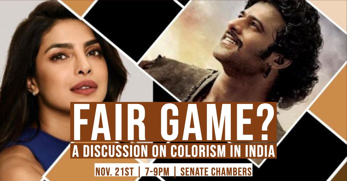 Fair Game? A Discussion on Colorism in India
